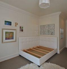 Showhouse Bedroom for Teen Girl - modern - kids - houston - by Carla Aston | Interior Designer