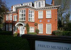 Freud Museum em Londres, para os amantes da psicanálise   Foto: Museu Freud em Londres (Site oficial)