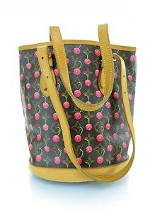 Louis Vuitton Cerises cherry bucket bag