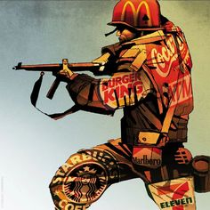Foto: This War is sponsored by: