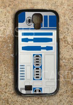 Samsung Galaxy S4 R2-D2 Case