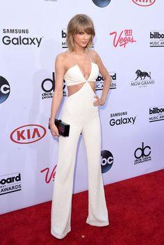 Taylor Swift jumpsuit at Billboard Awards