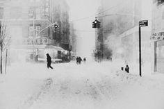 Blizzard in Chinatown  New York January 2016  #chinatown #newyork #newyorkcity #blizzard #blizzardjonas #blizzardjonas2016 #snow #storm #america #bastiaanwoudt #leica #leicam #leicam240 #leicam240p #artwork #artist #art #photo #photoart #photography #loveit #nyc #follow #inspire #inspiration #blackandwhite #blackandwhitephoto #blackandwhitephotography by bastiaanwoudt