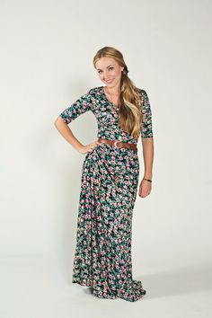 Ana Dress Front View LuLaRoe