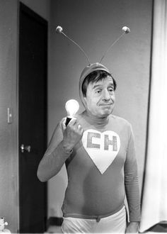 Chespirito, El Chapulín Colorado.