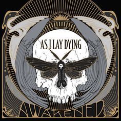 """As I Lay Dying, """"A Greater Foundation""""   #metalcore"""