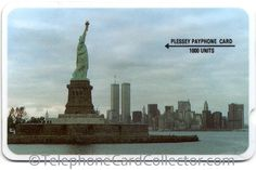 Plessey UK Magnetic Payphone Cards - these telephone cards were used in trials around the world including Mexico, Great Britain, Brazil, Bahrain and Finland and showcased at Conferences and Exhibitions in the late Eighties. Hudson River, Great Britain, Finland, Statue Of Liberty, Mexico, Around The Worlds, The Unit, Cards, Travel