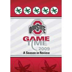 Ohio State Game Time: 2009 Season in Review Highlight DVD, Team