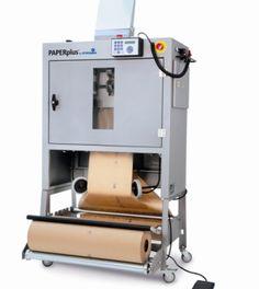 PAPERplus Classic Machine by Storopack Popcorn Maker, Espresso Machine, Coffee Maker, Packaging, Classic, Fill, Espresso Maker, Drip Coffee Maker, Coffeemaker
