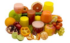 Juice market is one of the most important facets of food and beverages industry. Juice is a naturally found liquid in fruit and vegetables. Juice is used as an alternative medicine to treat inner-body nutrition. Healthy Juice Recipes, Juicer Recipes, Healthy Detox, Healthy Juices, Healthy Drinks, Smoothie Recipes, Easy Recipes, Healthy Food, Healthy Fruits