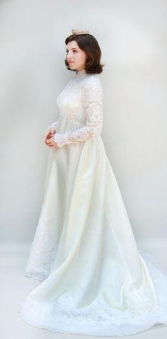 1960's wedding dress - Etsy