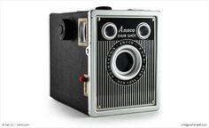 Ansco Shur-Shot  120 Box Camera by terrymillsphoto on Etsy