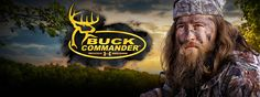 Buck Commander Protected by Under Armour, hunting show with Willie Robertson | Outdoor Channel