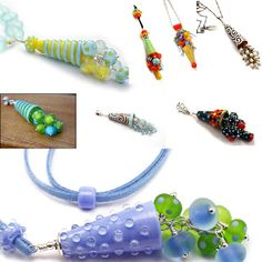 Ruby's Shoes: Thoughts on hollow cone beads...... and using the lampwork cone mandrel