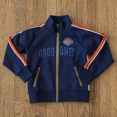 ADVENTURE CLUB JACKET by The Good Ones   The Good Ones