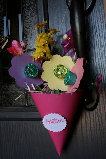 Will Work For Eskimo Kisses: May Day Baskets