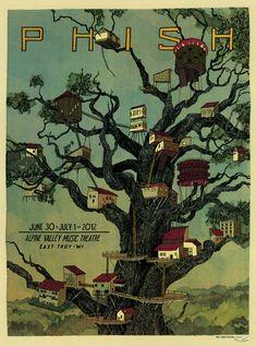 Poster Illustration by Landland