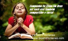 campanha da pagina do Facebook  entre no site  www.fesemfronteiras.com