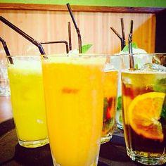 Yay! Summer's back! )) Refreshing summer drinks at VietCafe