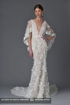 2017 Marchesa bridal couture