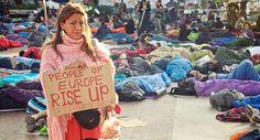 Last spring #SpanishRevolution