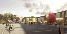 Gallery - NORD Architects Wins Contract for New Furesø City Hall - 1