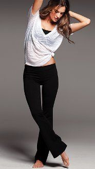 Victoria's Secret yoga pants | Things I love | Pinterest | Skinny ...