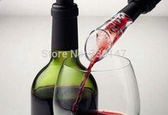 200pcs/lot Magic Wine Decanter Red Wine Aerator Wine Essential Equipment
