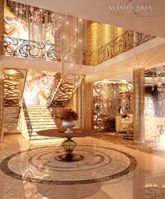 Royal Palace - Part I - KSA on Behance