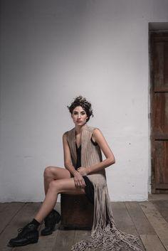 Fringes vest Fringe Vest, Fringes, Folk, Stylists, America, Model, Collection, Dresses, Fashion