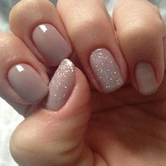 Nude Color Nails – 25 Best Nude Nail Polish Manicures - See Them All Right Here --> http://www.nailmypolish.com/nude-color-nails/