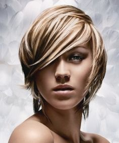 very short hair with lowlights | Lowlights In Blonde Hair: How It Makes You More Beautiful