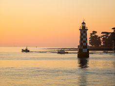 octobre 2017 | lever du jour  - à Île-Tudy  © Paul Kerrien  https://en-photo.fr Finistère Bretagne