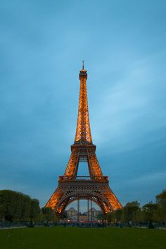 Paris, France, Eiffel Tower at Dusk,  Stephen Walford Photography