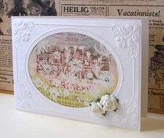 A Summer Wedding card | For a French wedding... with a wine … | Flickr