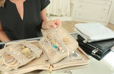 Shop this video: Must-have jewelry case for home & travel
