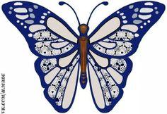 Бабочки для творчества. Комментарии : LiveInternet - Российский Сервис Онлайн-Дневников