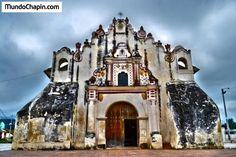 Iglesia de Salcajá, Quetzaltenango Guatemala, I was here last month! I'll be back!