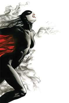 Catwoman | cartoon | artist : Alex Ross | color | favorite | popular | ram2013