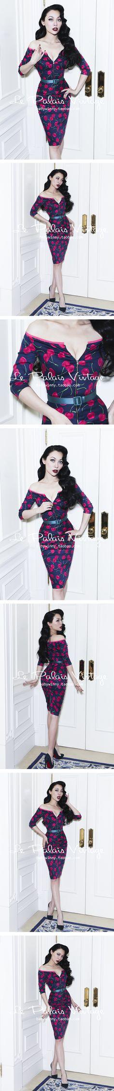 Rosina Revelle Vintage Glamour Girls Pinterest