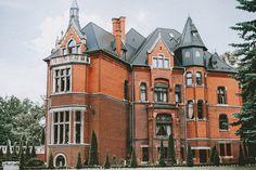 Monika i Michał Orłowscy Mansions, House Styles, Manor Houses, Villas, Mansion, Palaces, Mansion Houses, Villa