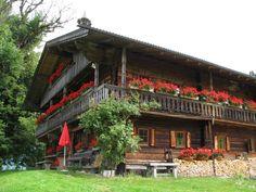 Das Wohnhaus | Der Bergdoktor – Offizieller Fanclub zur beliebten ZDF-Reihe