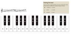 Learning Piano: Lessons