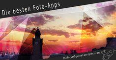 Die 6 besten Foto-Apps