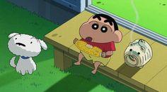 Doraemon Wallpapers, Gaming Wallpapers, Cartoon Wallpaper Iphone, Cute Cartoon Wallpapers, Sinchan Cartoon, Cartoon Characters, Shin Chan Wallpapers, Crayon Shin Chan, Broken Crayons