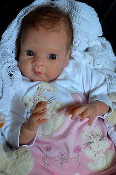 Mummelbaerchens Sienna-Leigh, Reborn Baby Girl sculpt by Alicia Toner, Ltd 280ww