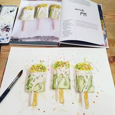 Pretty Lollies by Alice Cleary
