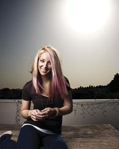 Jenna Marbles: The YouTube Star - Public Spectacle  shes gunna end up having a tv show you watch.