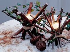 informal table decorations - Google Search