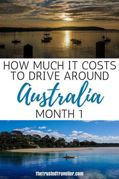 How Much it Costs to Drive Around Australia - Month 1 - The Trusted Traveller Brisbane, Melbourne, Sydney, Best Vacations, Vacation Trips, Day Trips, Australian Road Trip, Budget Travel, Travel Tips